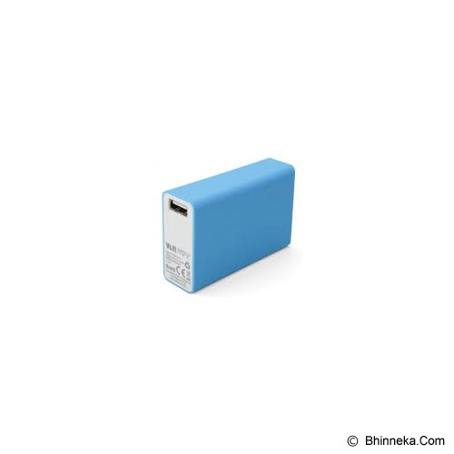 YE!! Powerbank Energy Mini Plus 5600mAh [BPR38] - Blue - Portable Charger / Power Bank